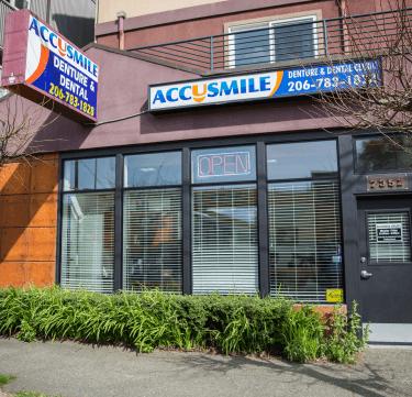 accusmile denture partials seattle